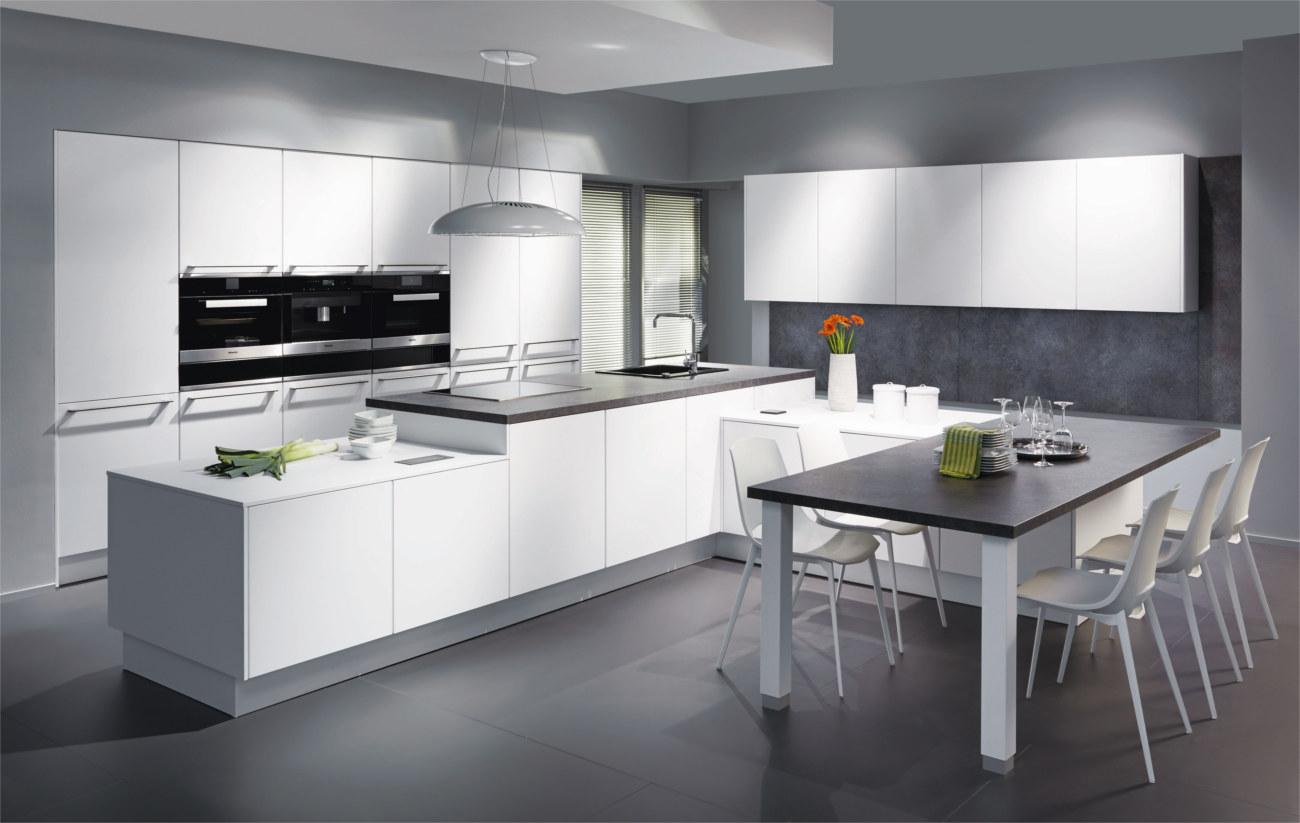 Cucina Ad Angolo Con Isola   100 Idee Cucine Moderne Da Sogno Con ...