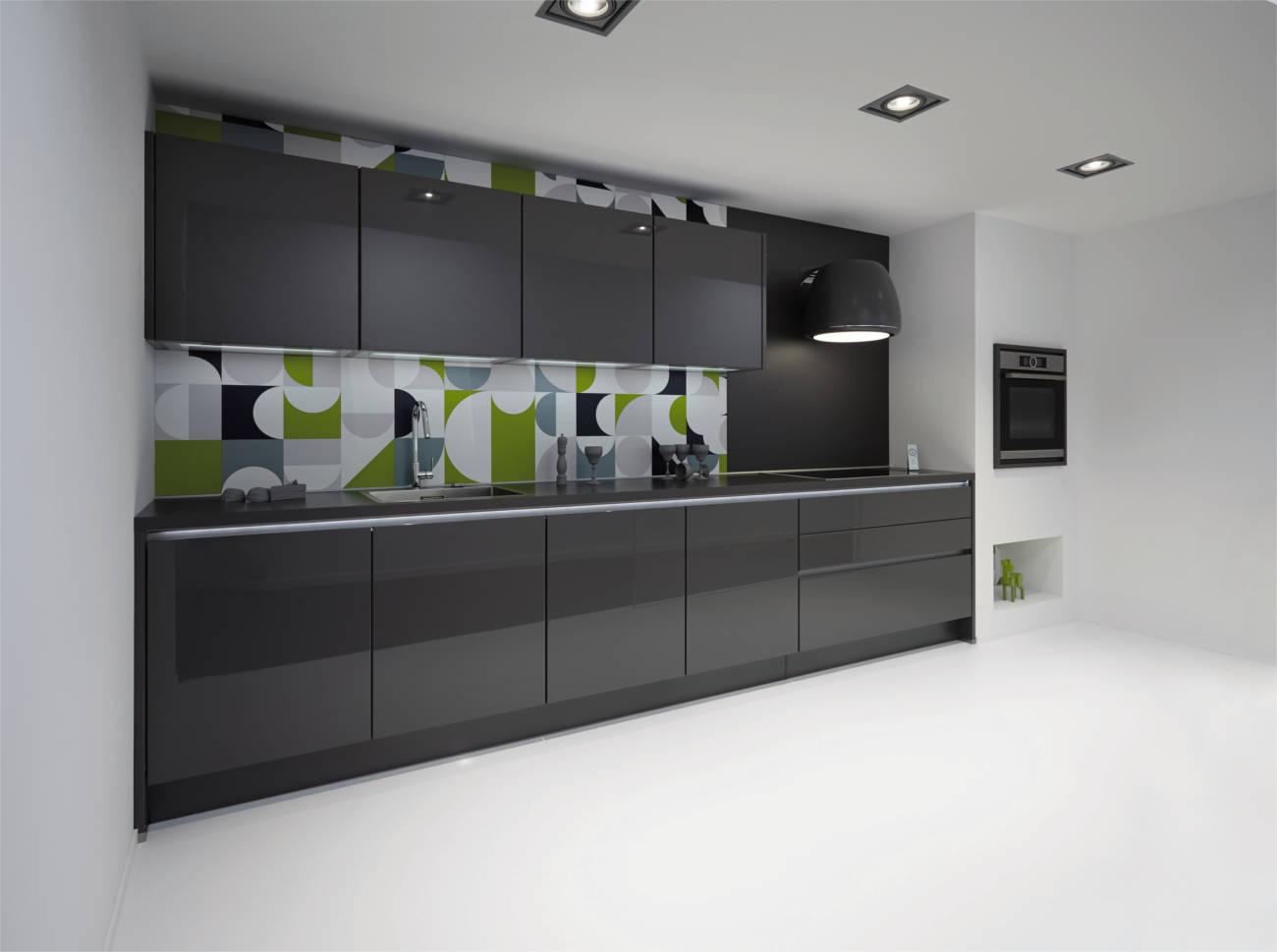 Cucine moderne lineari personalizzate e funzionali  Clara Cucine