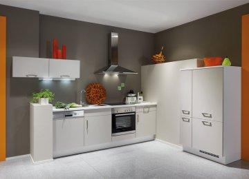 Cucina Piccola Moderna | Arredare Cucina Piccola Rettangolare The Lava