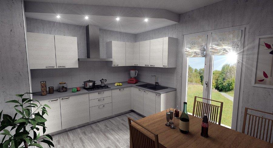 Progettazione personalizzata della tua cucina su misura