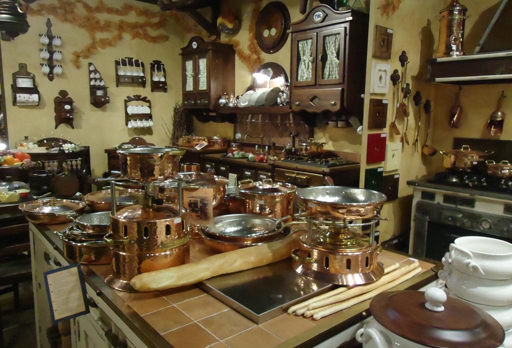 Cucine della Nonna  Cucine della Nonna al Salone del