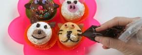 Muffins animali (foto)
