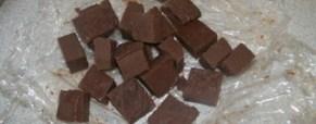 Cioccolatini al latte condensato