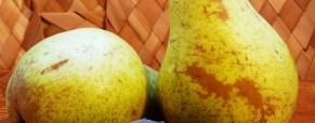 Dolce pere e cioccolato (riciclo uova pasqua)