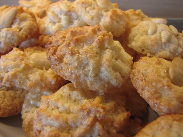 Biscottini di pasta di mandorle