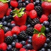 Marmellata di frutti di bosco e mirtilli (zucchero limitato)