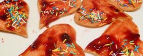 Biscottini cuoricini – Dolcecuore