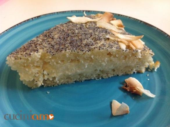 Torta Cocco limone silken