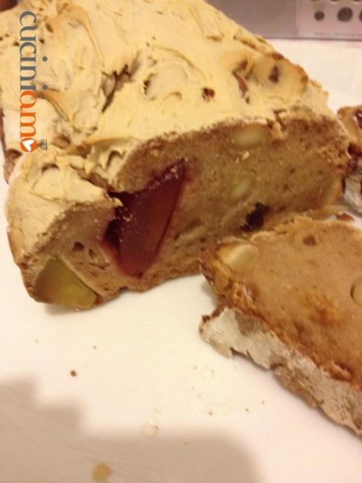 Pane di Natale senza glutine