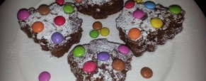 Brownies di Natale