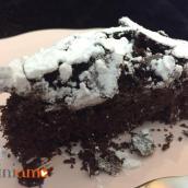 Torta al cioccolato vegana e gluten free