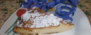 Migliaccio di Carnevale ricetta di Antonella