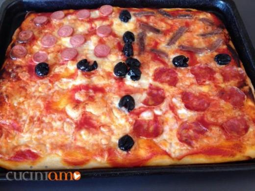 Pizza ai 4 elementi #PizzaNinja