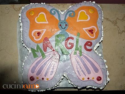 Torta farfalla