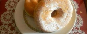 Ciambelle fritte di Carnevale ricetta by miracucina