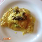 Crepes vegane: la ricetta per prepararle senza burro e uova e condirle con asparagi e zucchine