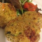 Polpette vegane quinoa e verdure senza glutine