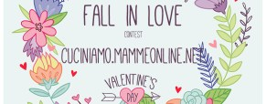 Fall in love – contest per San Valentino