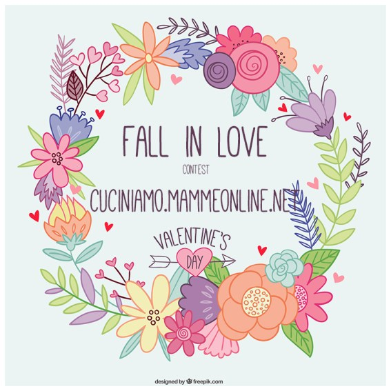 Fall in love - contest San Valentino