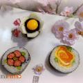 Sushi di primavera - Spring sushi
