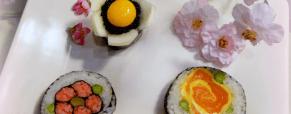 Sushi di primavera – Spring sushi
