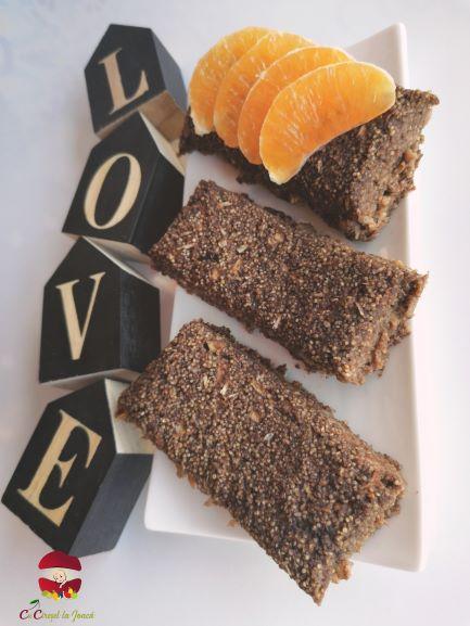 batoane ciocolatoase cu amaranth