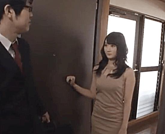 葵千恵 不貞妻 寝取られ ビッチ妻