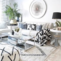 Black And White Curtains For Living Room Rustic Colors My Favorite Cuckoo4design In