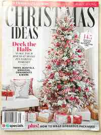 Better Homes And Gardens Christmas Tree Decorating Ideas ...