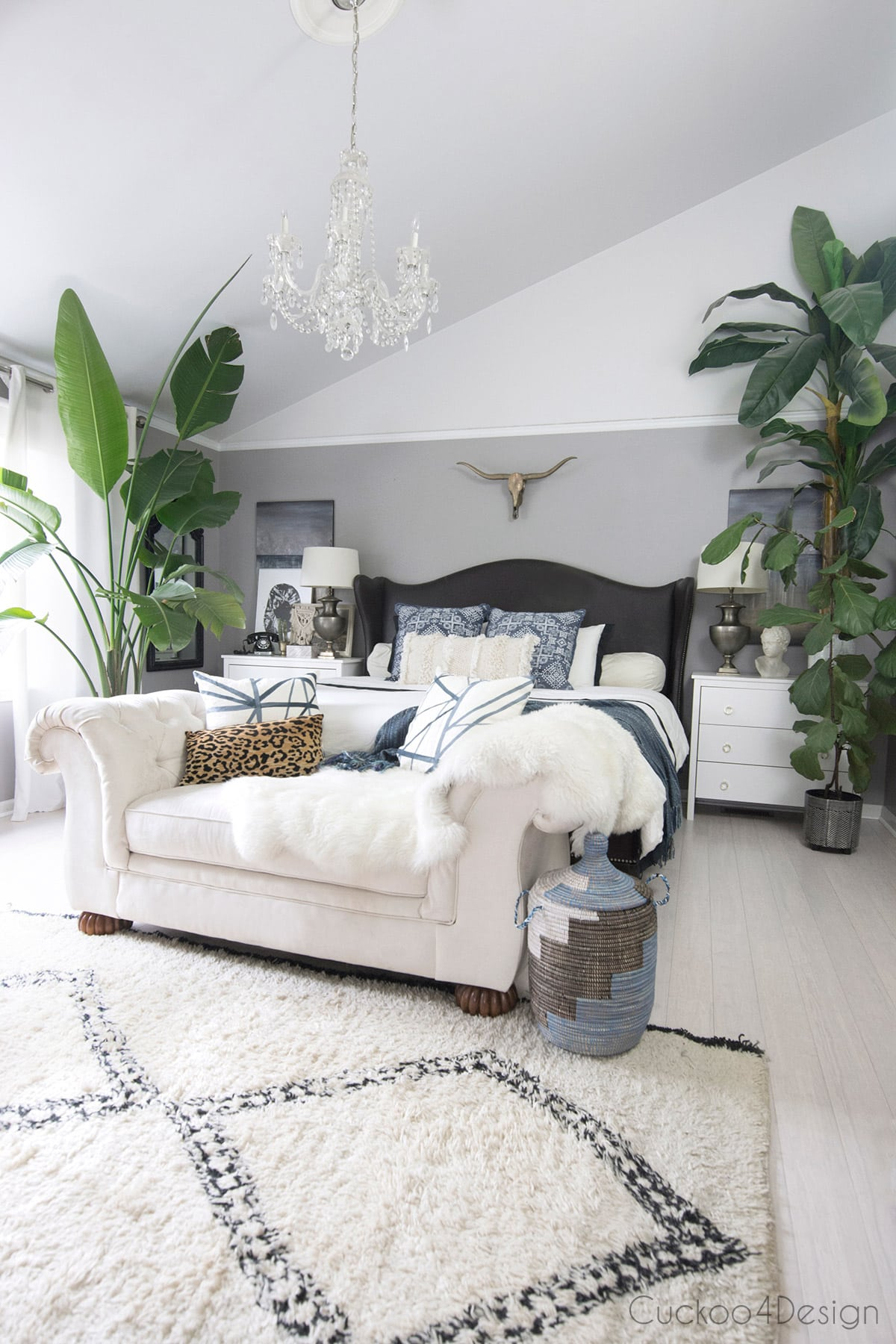 Tips for Decorating your Bedroom on a Budget  Cuckoo4Design