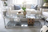 How to style a two-tier coffee table | Cuckoo4Design