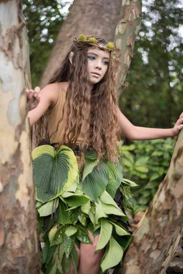 Forest Elf Fairy Costume Cuckoo4design