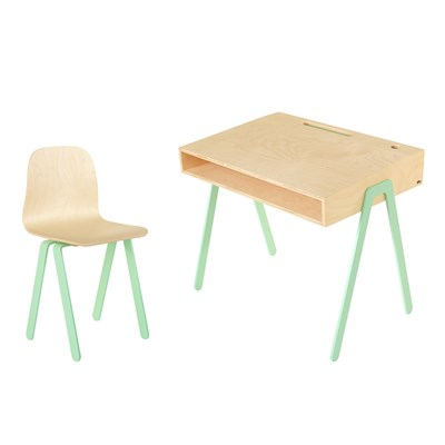 Desk And Chair Set Large Children S Desk And Chair