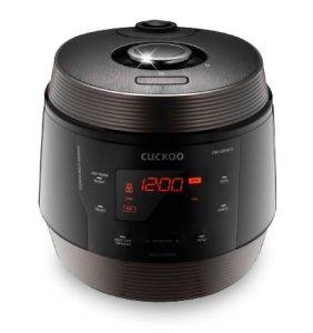 ICOOK Q5 SUPERIOR MULTICOOKER Black