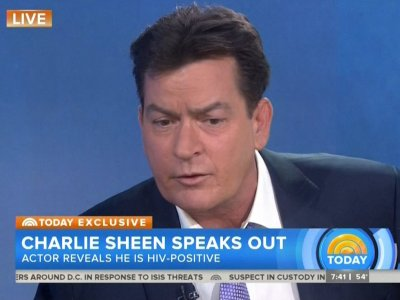 Charlie sheen speaks out 3
