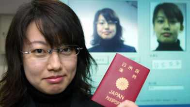 Japanese Passport