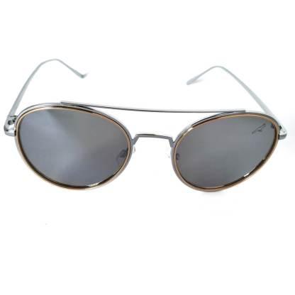 Óculos de Sol Espelhado Prata B88-396