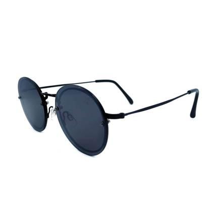 Óculos de sol feminino redondo B88-406
