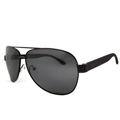 Óculos de Sol Aviador Masculino Polarizado AG31007P Preto