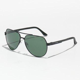 Óculos de Sol Quadrado Feminino B88-1431 Preto
