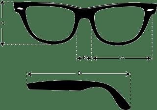 Óculos de Sol A2018 C1-838-320 1
