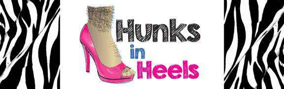 Hunks in Heels Graphic Design Web Design Cucumber & Company