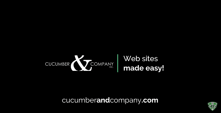 cucumber and company websites made easy United Way TV Ad Web Development Beckley, WV