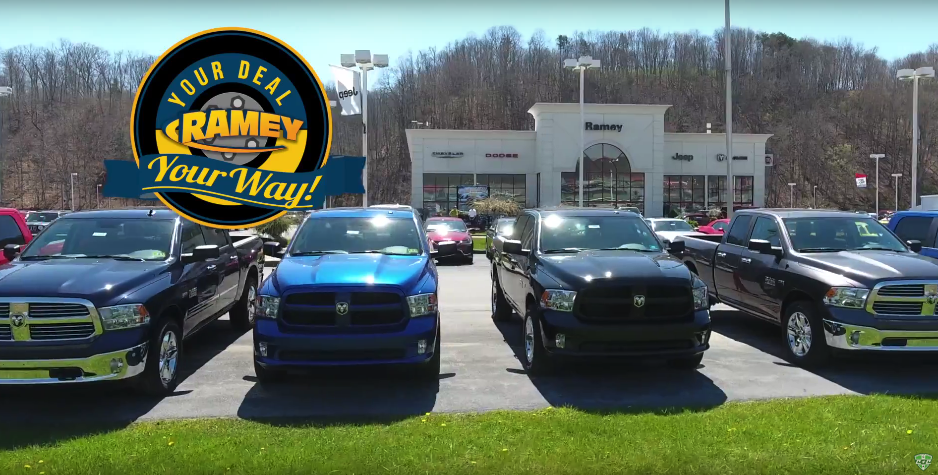 Ramey Trucks Car Dealer Advertisement Video Production Cucumber And Company