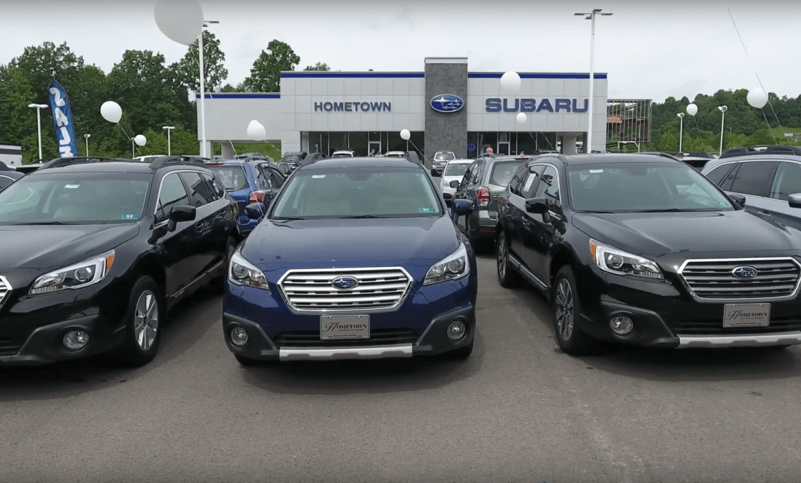 Hometown Subaru Car Lot Car Dealer Advertisements Beckley WV Video Production Cucumber & Company
