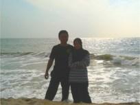 Aku dan wife