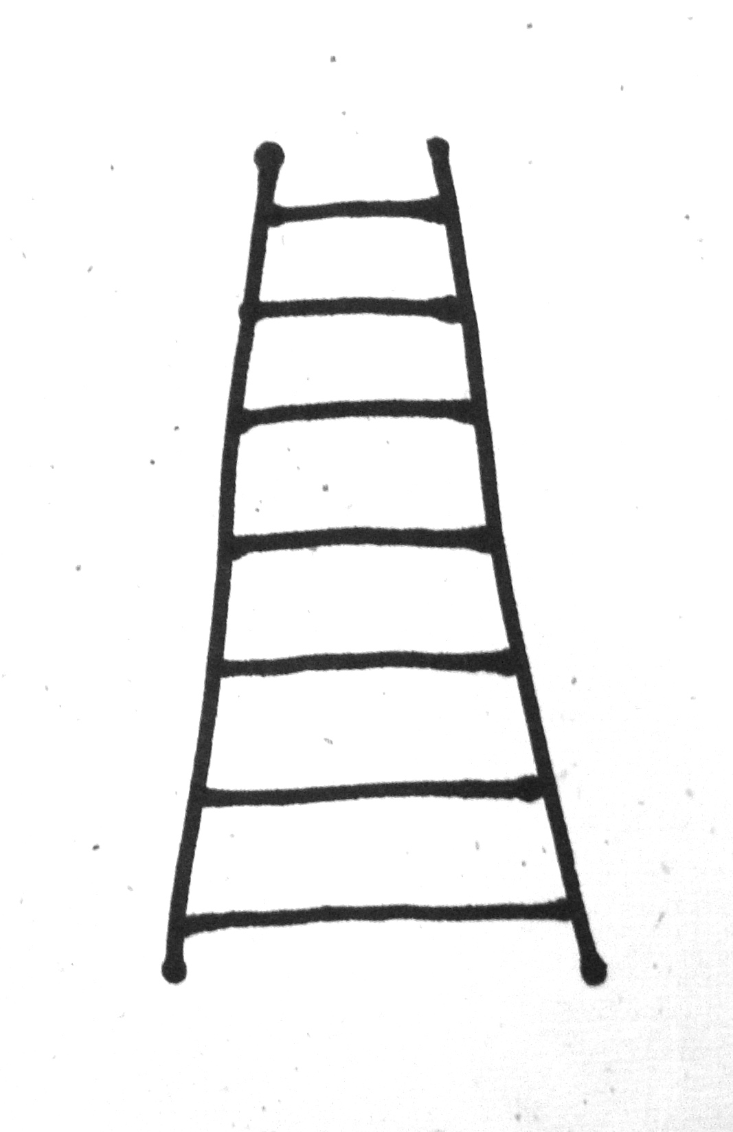 Ladder Drawing Pictures To Pin