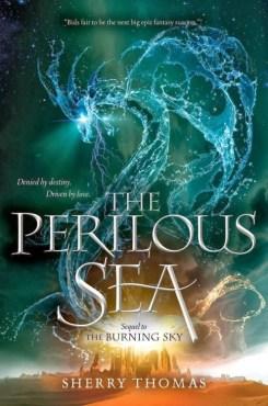 The Perilous Sea (The Elemental Trilogy #2)