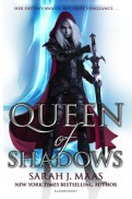 Queen of Shadows UK