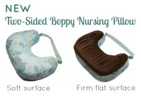 PRODUCT REVIEW: BOPPY PILLOW | cuddlemama